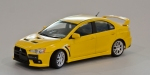 Lancer Evo X Semi Front via Scale Model World www.scalemodelworld.wordpress.com