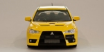 Lancer Evo X Front via Scale Model World www.scalemodelworld.wordpress.com