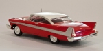 1958 Plymouth Belvedere a.k.a. Christine Semi Rear via Scale Model World www.scalemodelworld.wordpress.com