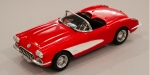 1960 Corvette Semi Front via Scale Model World www.scalemodelworld.wordpress.com