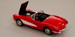 1960 Corvette Semi Rear via Scale Model World www.scalemodelworld.wordpress.com