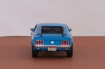 1970 Mustang Boss 429 - part 4 (complete) via scalemodelworld www.scalemodelworld.wordpress.com