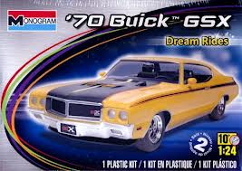 1970 Buick GSX Pimp Mobile - Part 1 via scalemodelworld www.scalemodelworld.wordpress.com