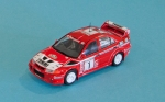 Mitsubishi Lancer Evo VI - Part 2 (complete) via scalemodelworld www.scalemodelworld.wordpress.com